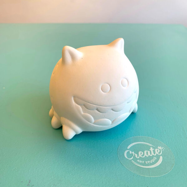 Ceramics painting kit at home for kids from Create Art Studio