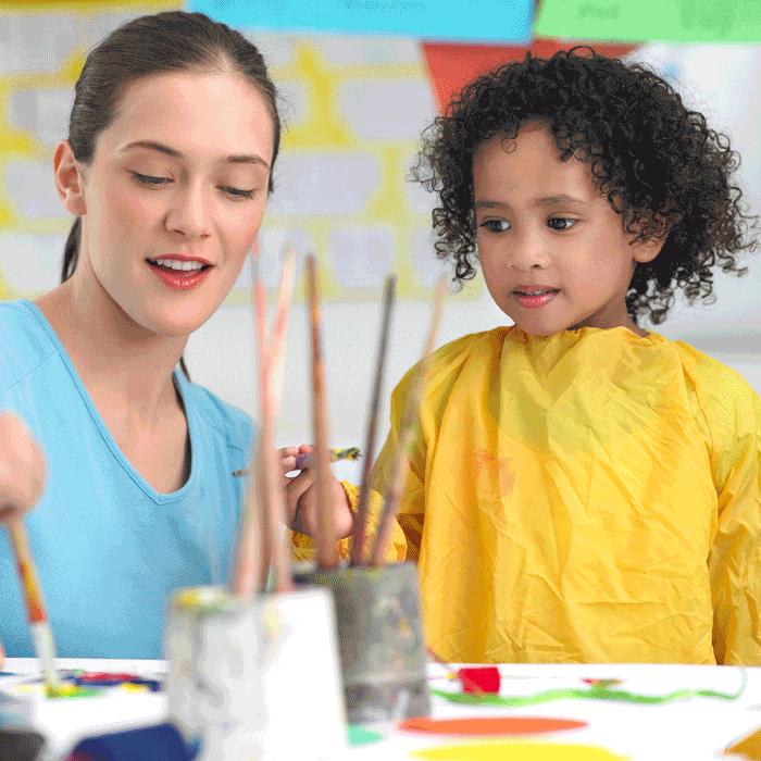 Family art classes online at Create Art Studio Canada Toronto virtual art class for family