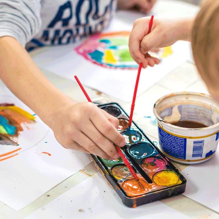 Create Art Studio Art Club