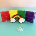 Rainbow Polymer Clay Kit