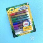 Crayola Glitter Glue 9 Pack