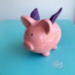 Flying Pig Bank
