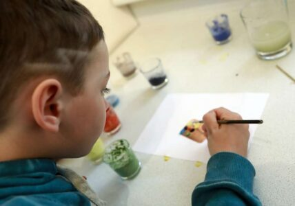 Creative art camps for curious kids with Create Art Studio Toronto's best art hub for kids