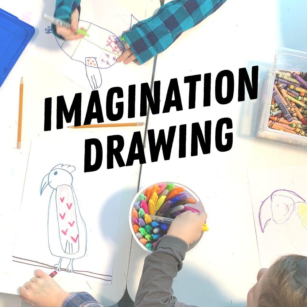 Create Art Studio Imagination Drawing Class web photo